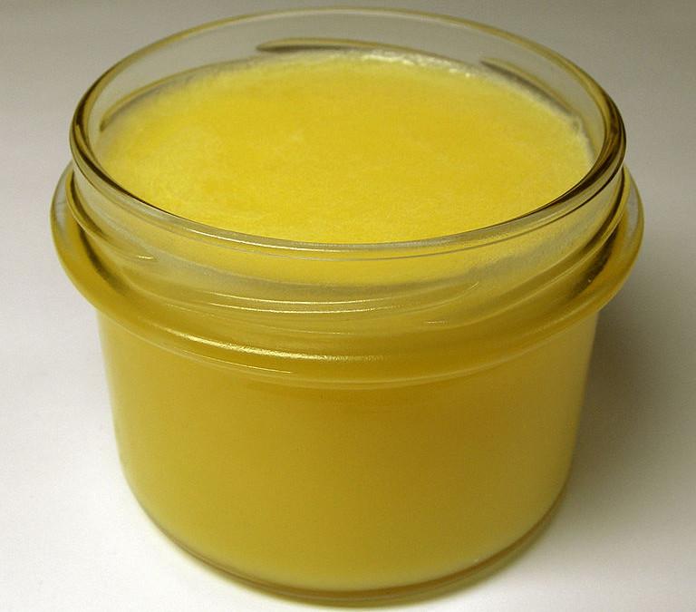 Masło klarowane – ghee