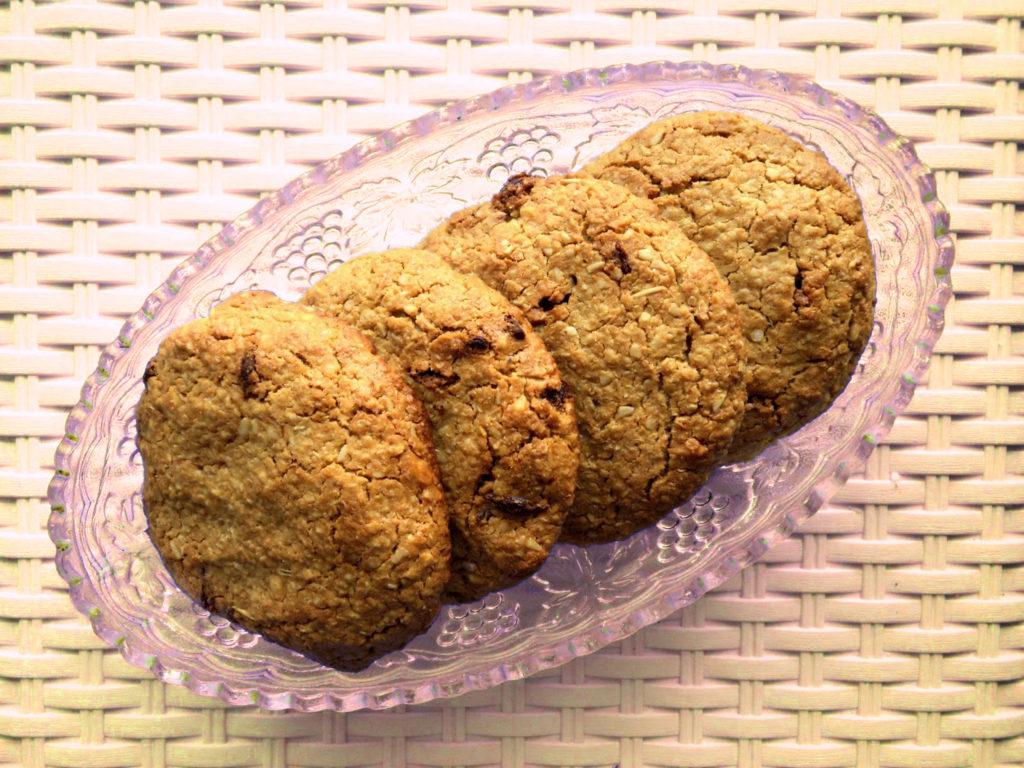 Ciasteczka z piany ghee